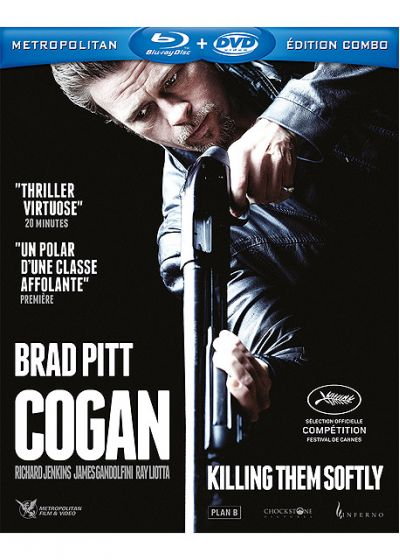 Cogan (Killing Them Softly) (Combo Blu-ray + DVD) - Blu-ray
