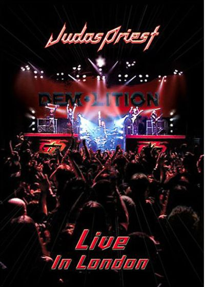 Judas Priest - Live in London - DVD