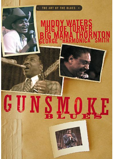 Gunsmoke Blues - DVD