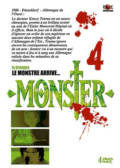 Monster - Coffret 4 - DVD