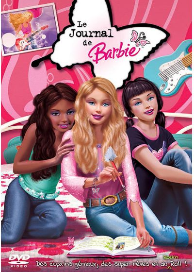 Le Journal de Barbie - DVD