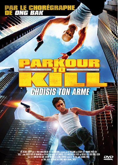 Parkour to Kill - DVD