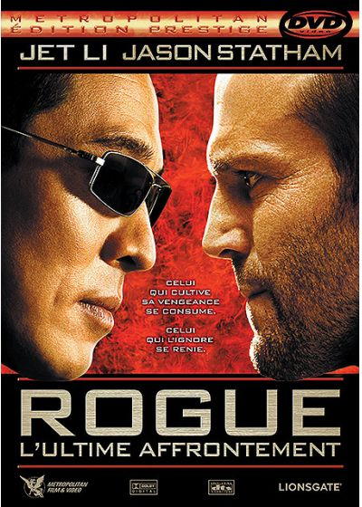 Rogue - L'ultime affrontement (Édition Prestige) - DVD