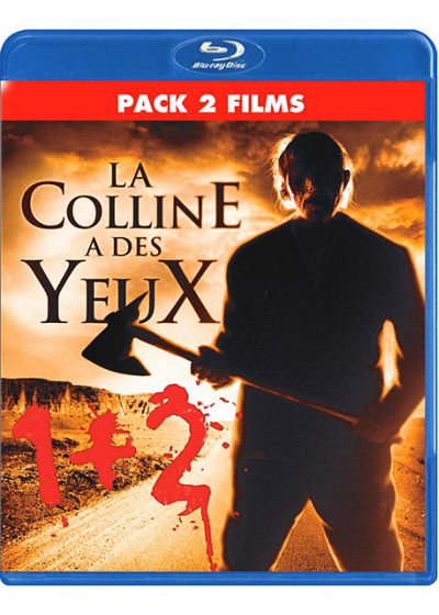 La Colline a des yeux 1 + 2 (Pack 2 films) - Blu-ray