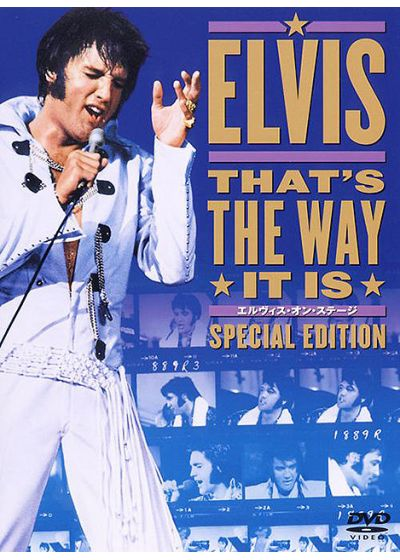 Presley, Elvis - That's the Way It Is (Édition Spéciale) - DVD