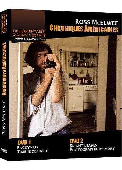 Ross McElwee - Chroniques américaines - DVD