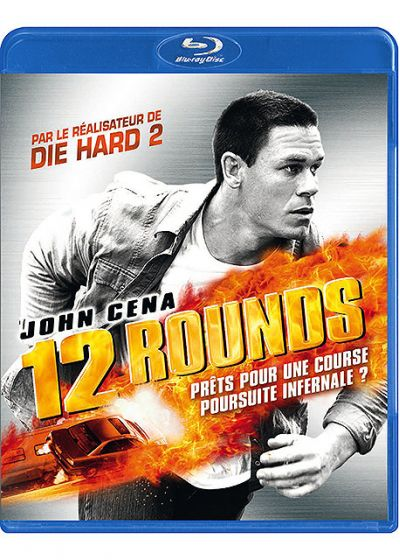 12 Rounds - Blu-ray