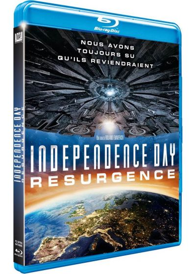 Independence Day : Resurgence (Blu-ray + Digital HD) - Blu-ray