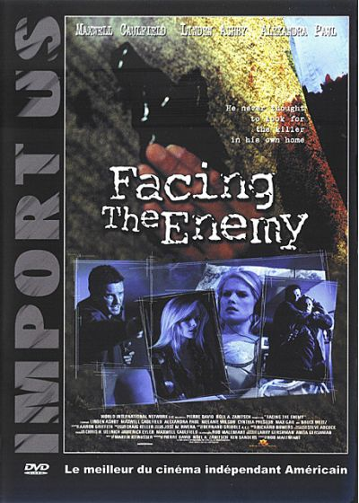 Facing the Enemy - DVD