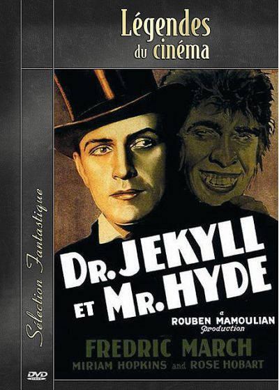 Dr. Jekyll and Mr. Hyde - DVD
