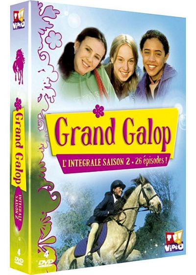 Grand Galop - Saison 2 - DVD