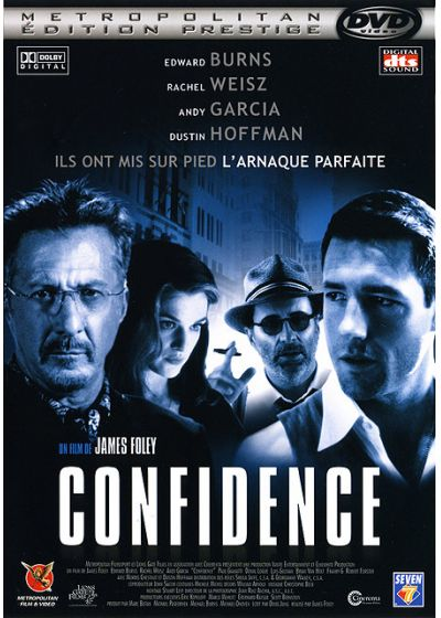 Confidence (Édition Prestige) - DVD