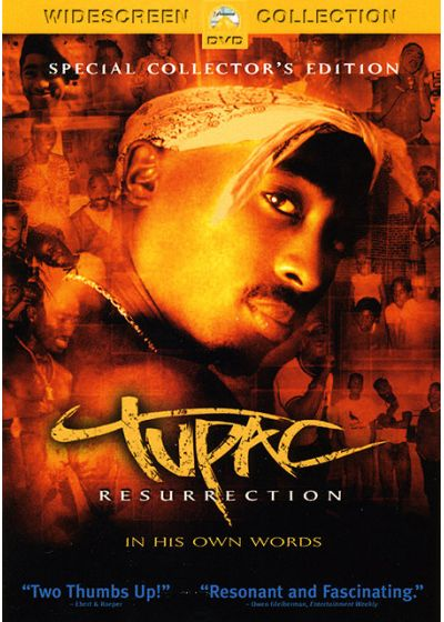 Tupac - Resurrection - DVD