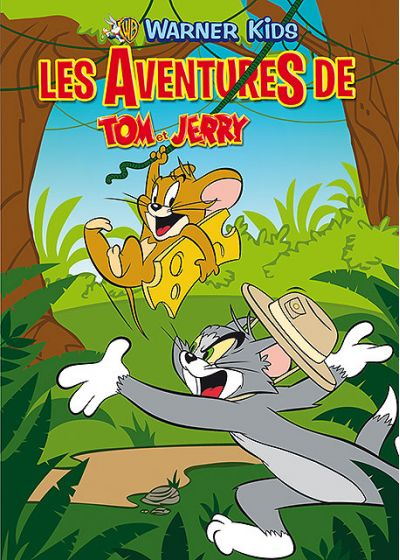 Tom et Jerry - Les aventures de Tom et Jerry - DVD