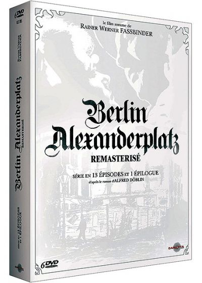 Berlin Alexanderplatz - DVD
