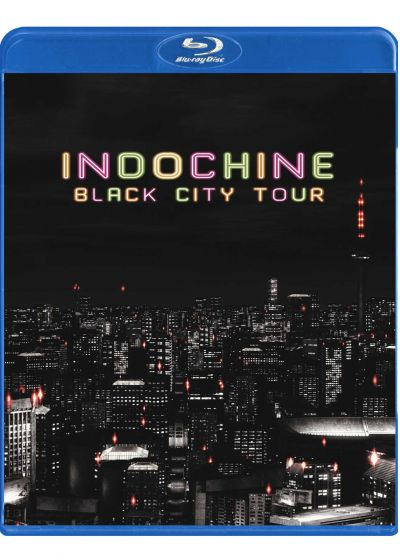 Indochine : Black City Tour - Blu-ray