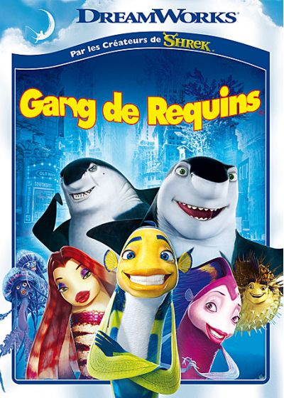 Gang de requins - DVD