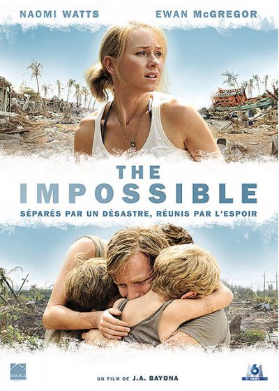 The Impossible - DVD