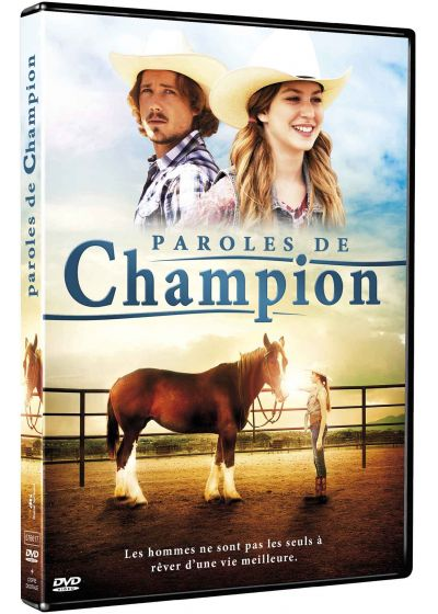 Paroles de champion (DVD + Copie digitale) - DVD