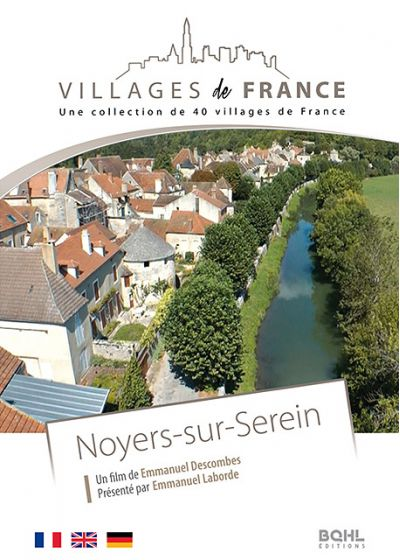 Villages de France volume 15 : Noyers-sur-Serein - DVD
