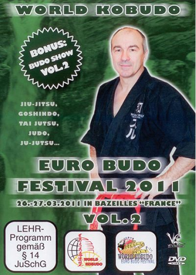 World Kobudo : Euro Budo Festival 2011 - Vol. 2 - DVD