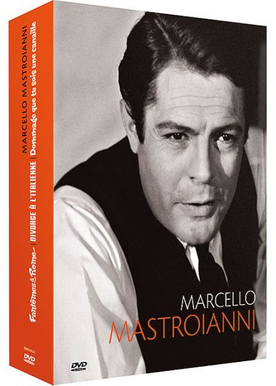 Marcello Mastroianni - Coffret (Pack) - DVD