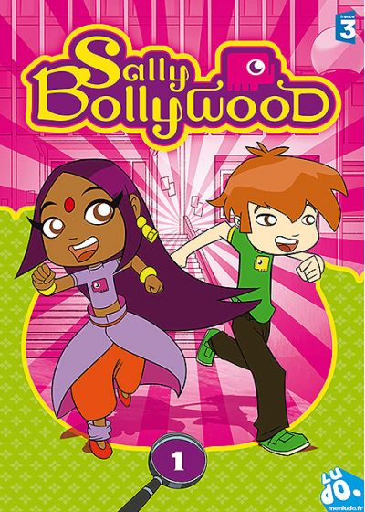 Sally Bollywood - 1 - DVD