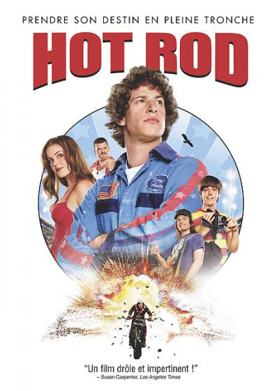 Hot Rod - DVD