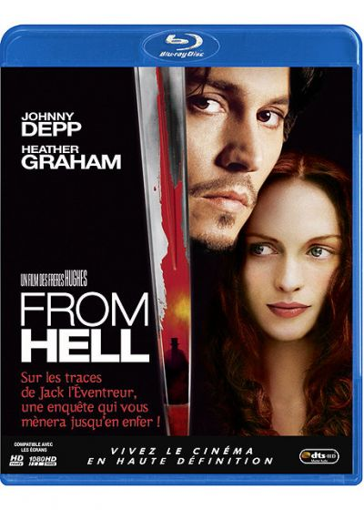 From Hell - Blu-ray