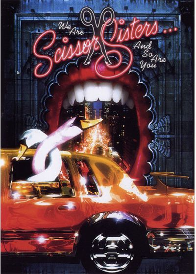 Scissor Sisters - We Are Scissor Sisters And So Are You - DVD
