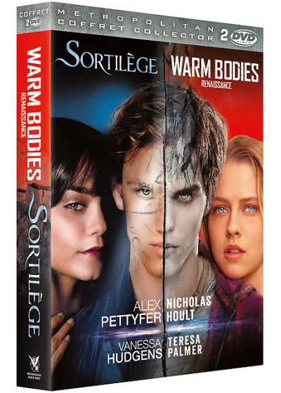 Warm Bodies - Renaissance + Sortilège (Pack) - DVD