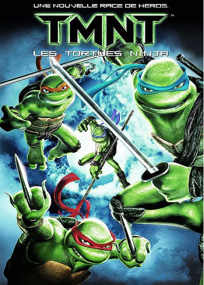 TMNT, les tortues ninja - DVD