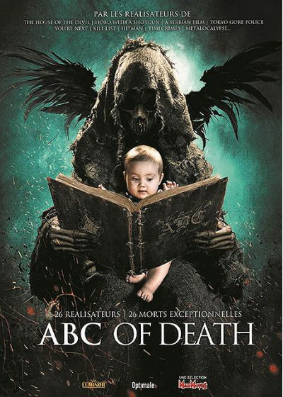 ABC of Death - DVD
