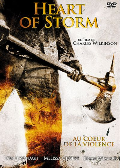 Heart of Storm - DVD