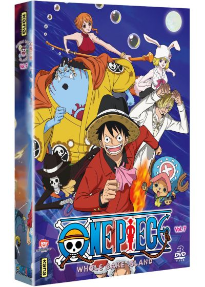 One Piece - Whole Cake Island - Vol. 7 - DVD