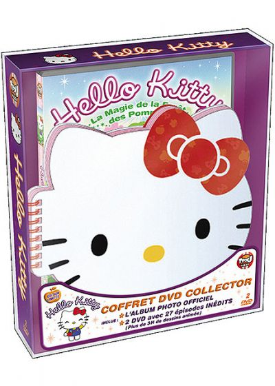 Hello Kitty - Coffret Album photo (Pack) - DVD