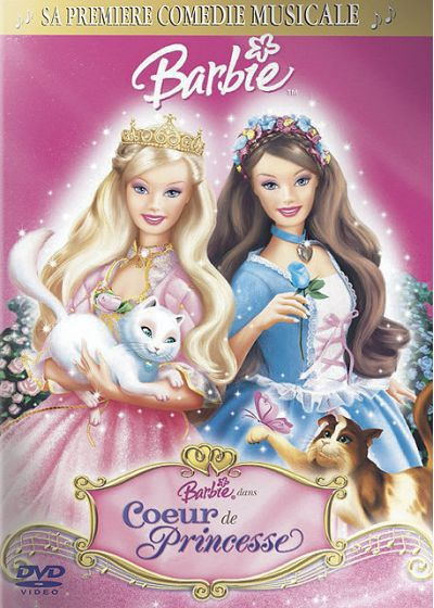 Barbie - Coeur de princesse - DVD