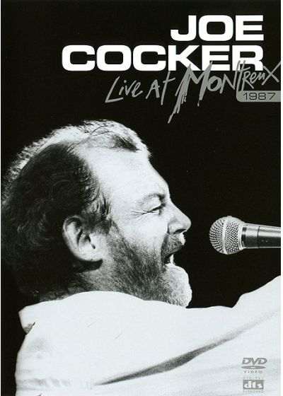 Cocker, Joe - Live At Montreux 1987 - DVD