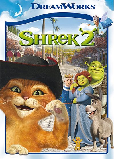 Shrek 2 (Édition Simple) - DVD