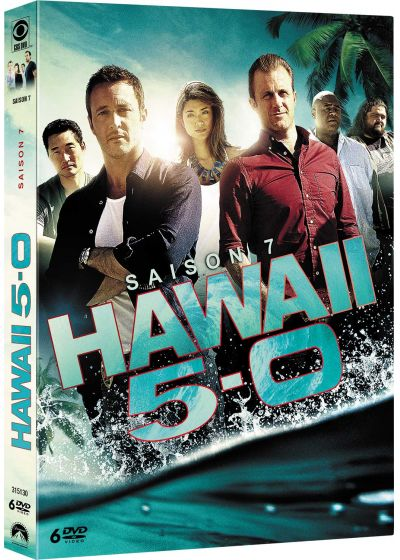 Hawaii 5-0 - Saison 7 - DVD