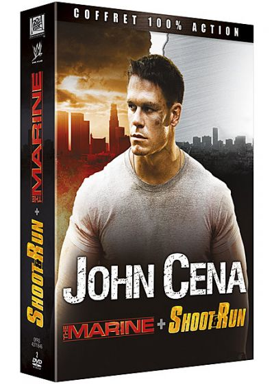 Shoot & Run + The Marine (Pack) - DVD