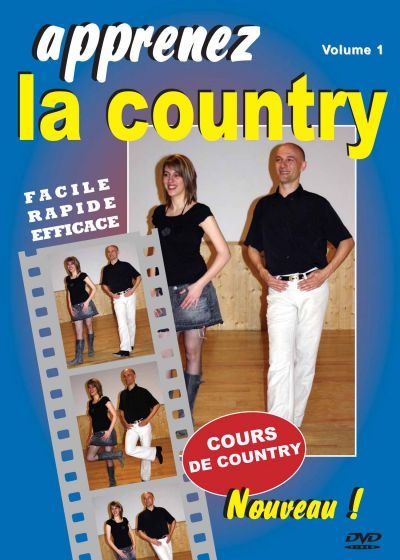 Apprenez la Country - DVD