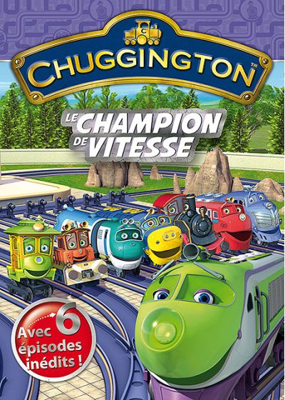 Chuggington - Le champion de vitesse - DVD