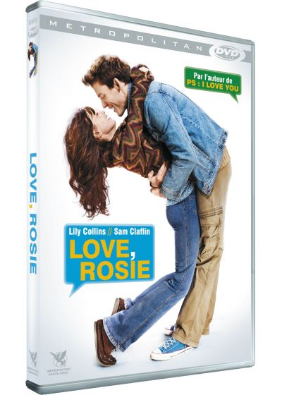 Love, Rosie - DVD