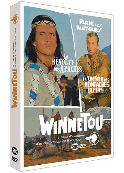 Winnetou - Coffret - DVD