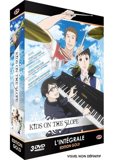 Kids on the Slope : L'intégrale (Édition Gold) - DVD