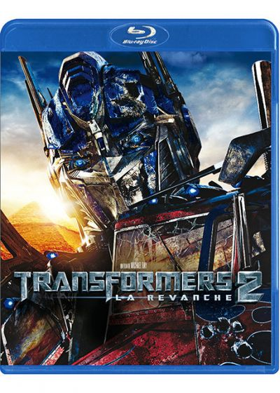 Transformers 2 - La revanche - Blu-ray
