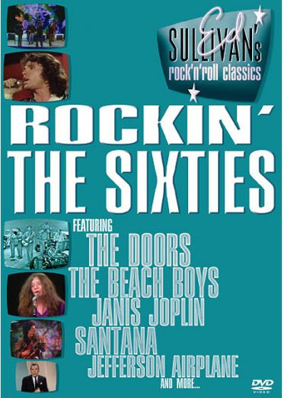 Ed Sullivan's Rock'n'Roll Classics - Rockin' the Sixties - DVD