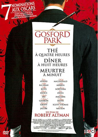 Gosford Park (Édition Simple) - DVD