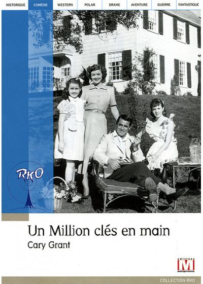 Un Million clés en main - DVD